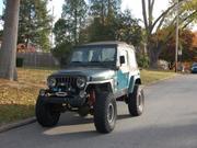 Jeep 2000 Jeep Wrangler Sahara Sport Utility 2-Door